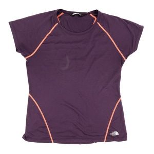 The North Face Shirt Activewear Short Sleeve Sz L